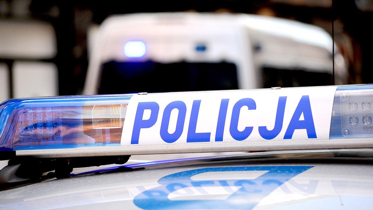 Policja ustala tożsamość mężczyzny (fot. Shutterstock)