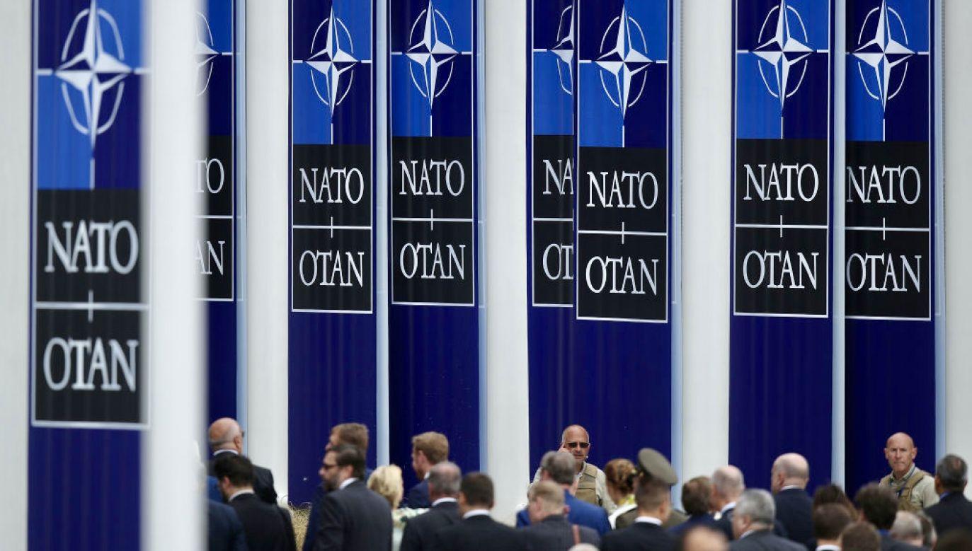 Rada Północnoatlantycka to najważniejszy organ decyzyjny NATO (fot. Sean Gallup/Getty Images)