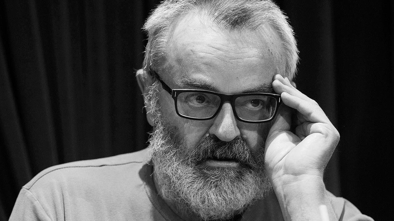 Piotr Bratkowski debiutował w 1972 r (fot. PAP/Andrzej Rybczyński)