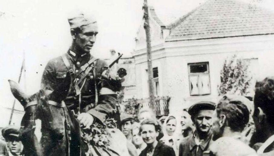 Marian Bernaciak do końca walczył o wolną Polskę (fot. IPN)