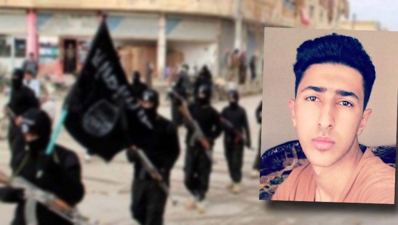 Mustafa Mousab Alowemer miał działać w imieniu Państwa Islamskiego (fot. TT/FBI)