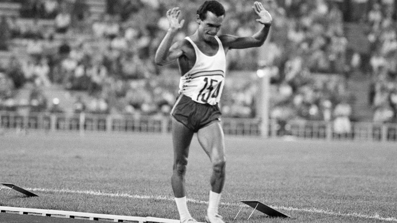 Zmarł Jordi Llopart, pierwszy medalista olimpijski dla Hiszpanii (sport.tvp.pl)