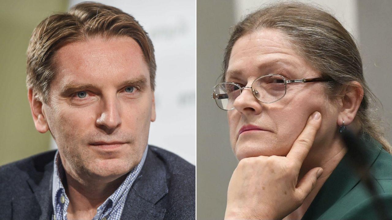 Tomasz Lis przeprosił Katarzynę Pawłowicz (fot. arch.PAP/S.Leszczyński, PAP/R.Pietruszka)