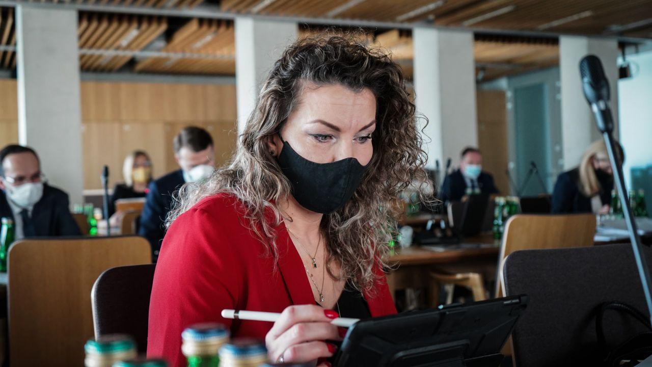 Monika Pawłowska, Porozumienie (fot. facebook.com/pawlowskapl)