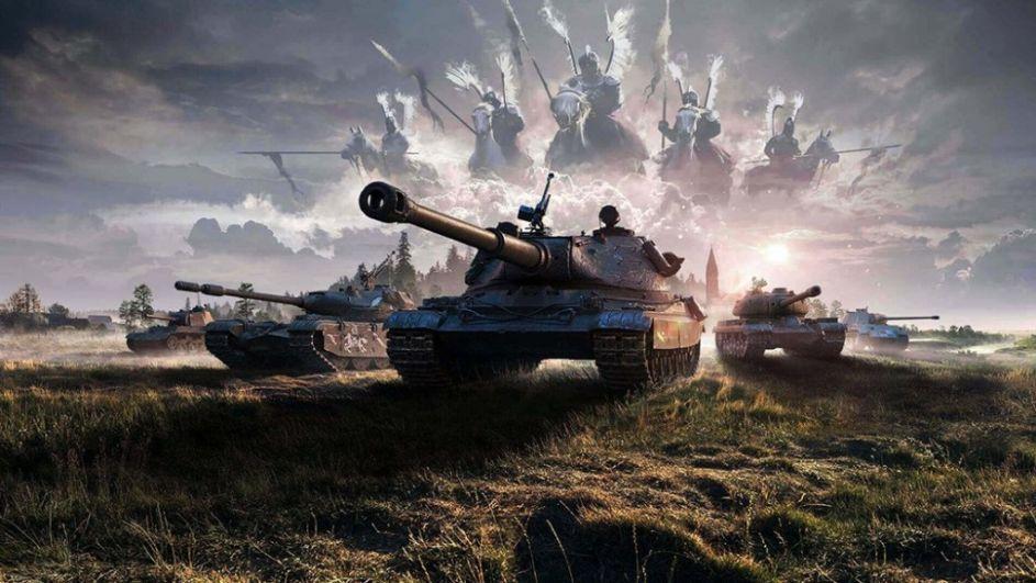 World of Tanks (fot. materiały prasowe/Wargaming)
