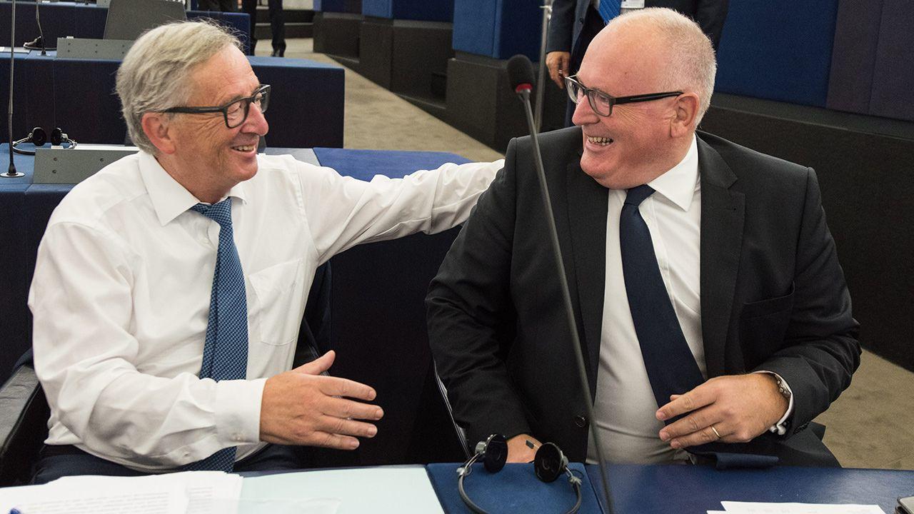 Teraz wszystko zależy od przebiegu dyskusji na posiedzeniu komisarzy (fot. arch. PAP/EPA)