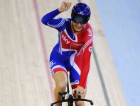 Joanna Rowsell (fot. Getty Images)