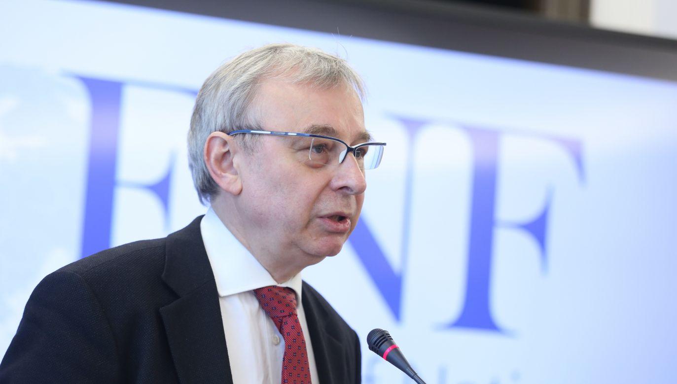 Kwota wolna od podatku. Andrzej Sadowski komentuje (fot. PAP/Leszek Szymański)
