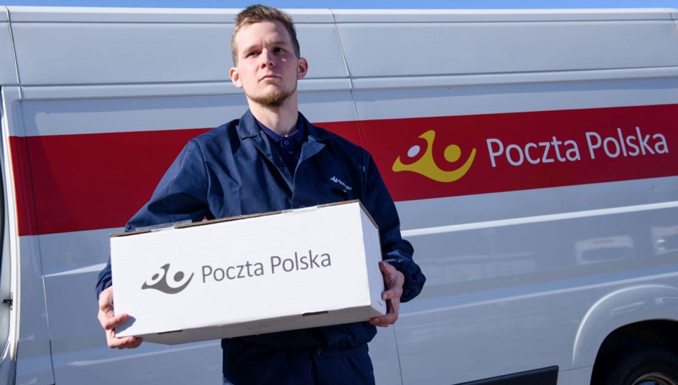 Poczta Polska uważa, że wzrost liczy e-zwrotów zostanie utrzymany (fot. mat.pras.)