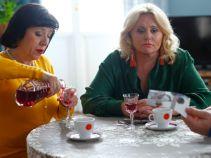 Rodzina i przyjaciele mają wyrzuty sumienia... (fot. A. Grochowska)