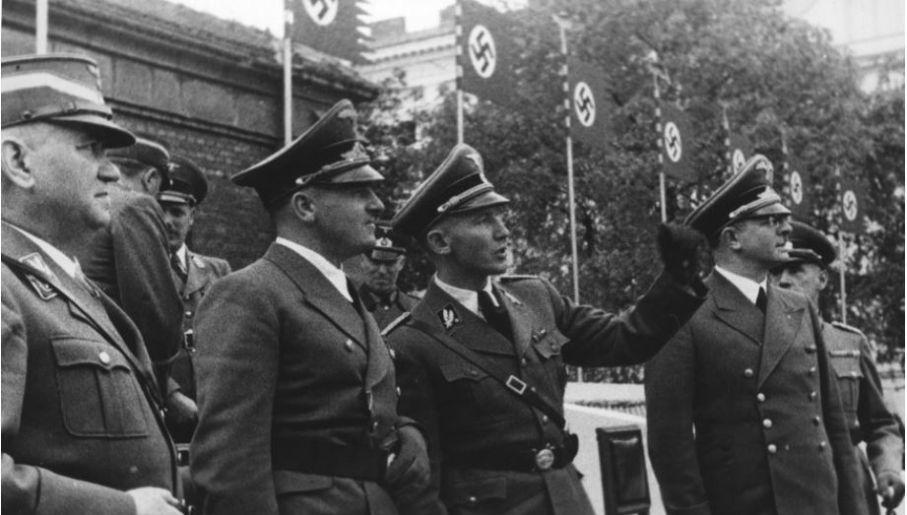 Według amerykańskiego pisarza Philipa Wyliego Niemcy mogli przeprowadzić desant na USA (fot. NAC)