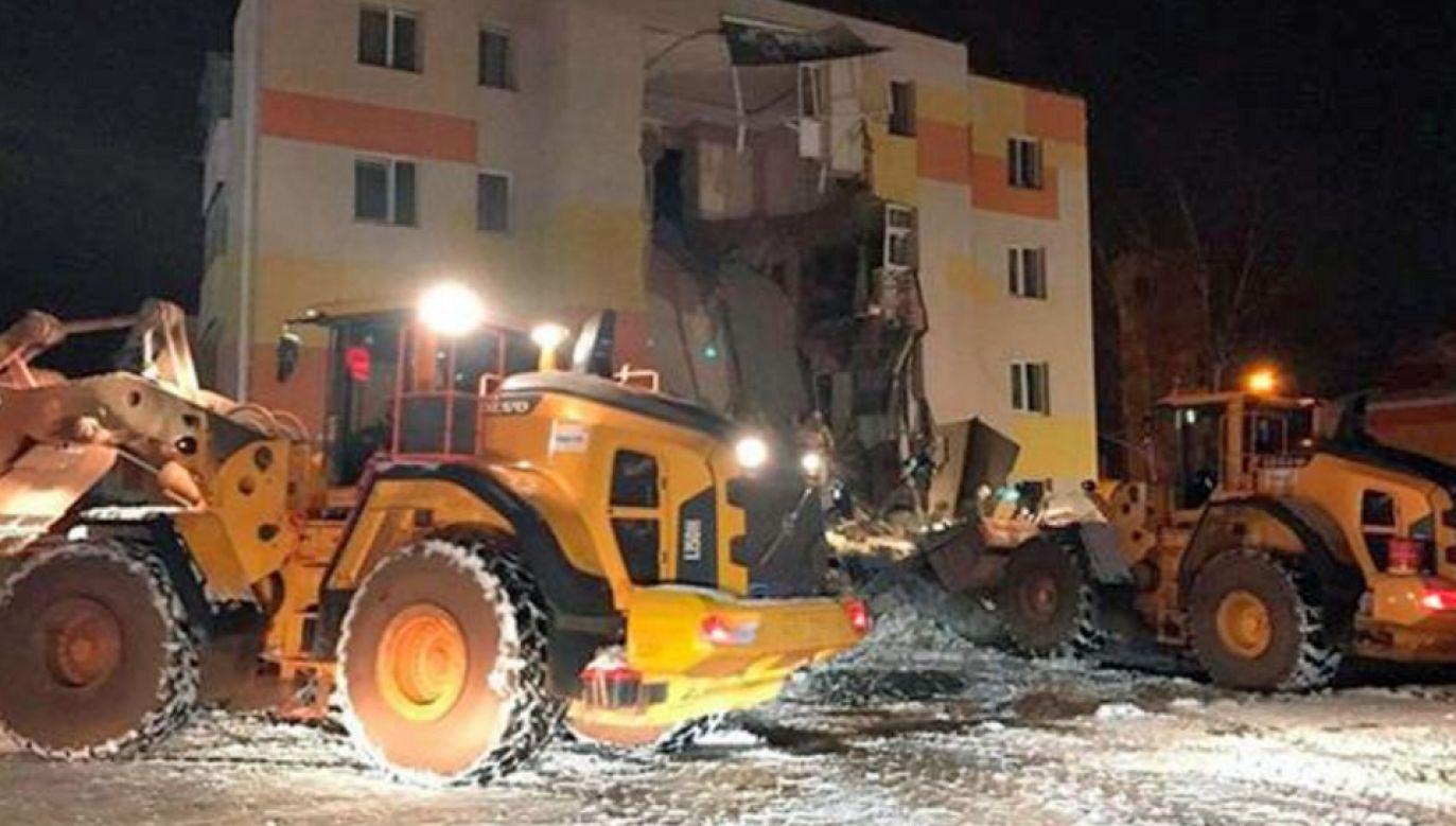 Trwa śledztwo w sprawie katastrofy (fot. TT/Jenkers News)