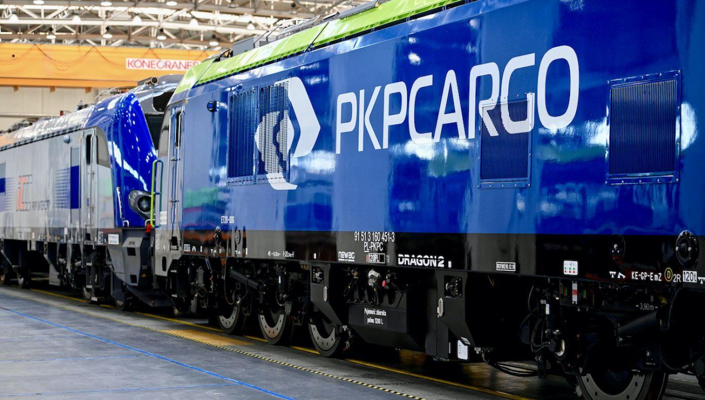 """""""W Polsce i Europie zaczyna być odczuwalny brak wagonów towarowych"""" (fot. arch.PAP/D.Delmanowicz, zdjęcie ilustracyjne)"""