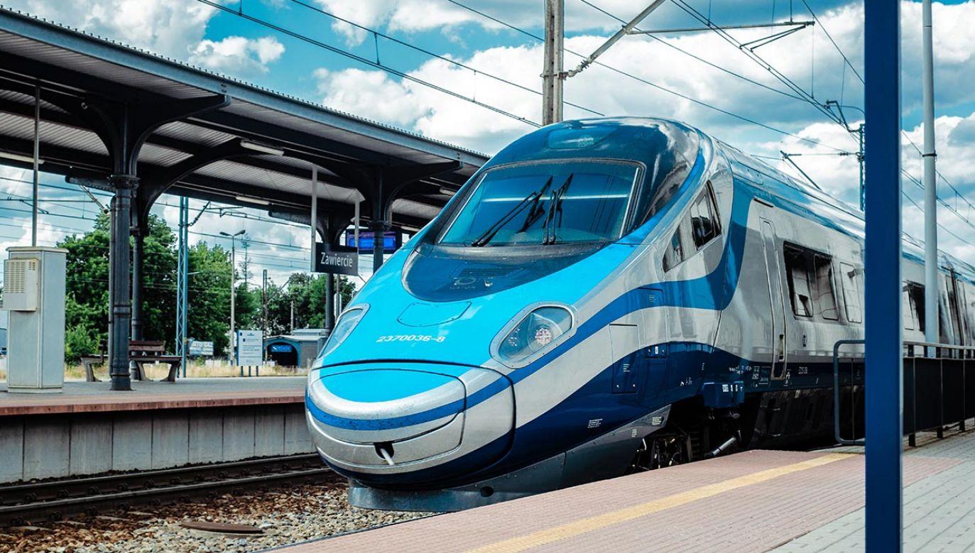 Jeden pociąg Pendolino kosztował ponad 80 milionów złotych (fot. SHutterstock/BOKEH STOCK)