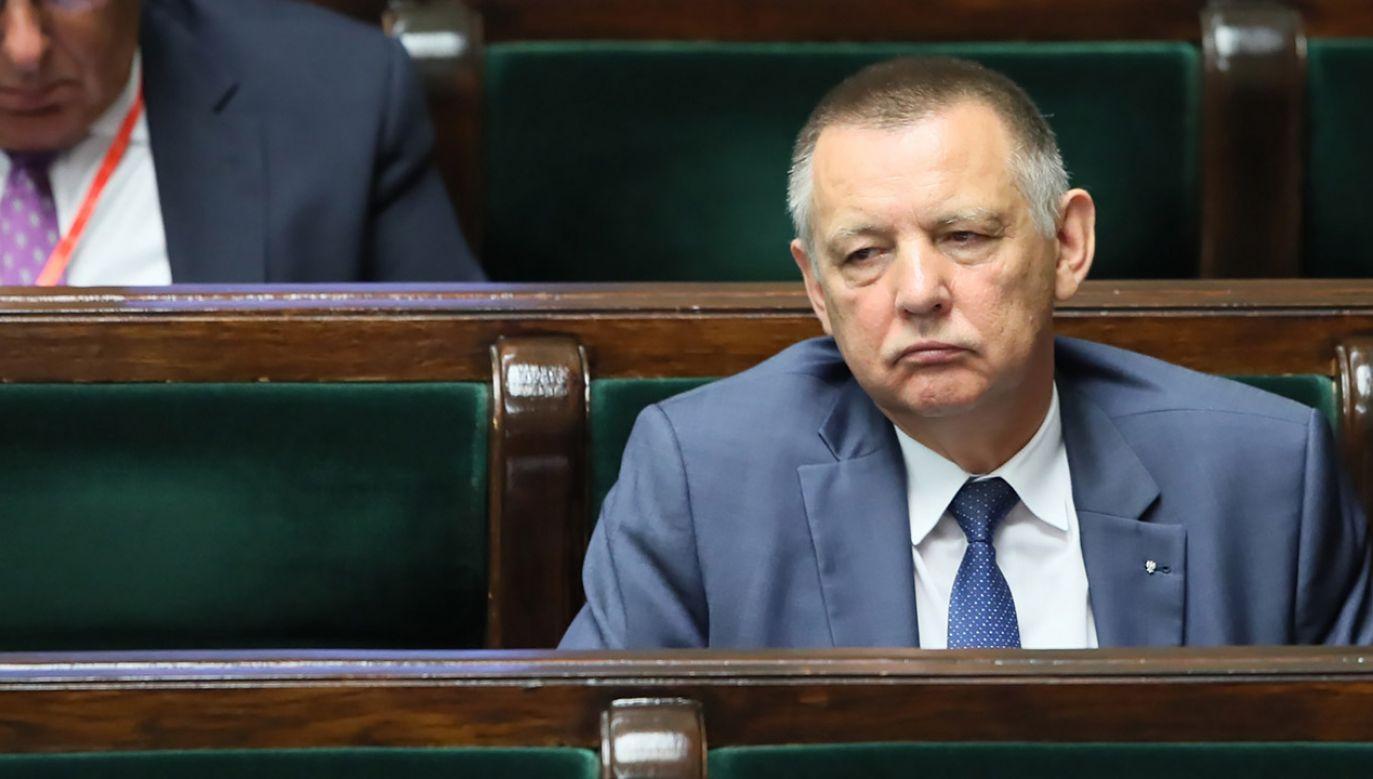 Informację o rzekomym zatrzymaniu Jakuba Banasia podał Onet (fot. arch.PAP/Leszek Szymańsk)