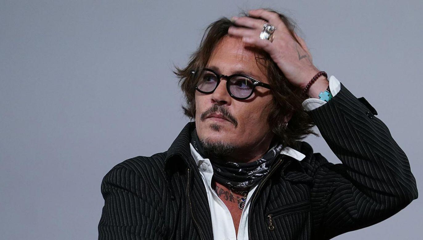 Gwiazdor przyznał, że go poproszono o rezygnację  (fot. Thomas Niedermueller/Getty Images for ZFF)