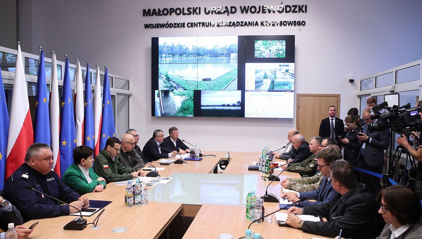 Nowela przewiduje wprowadzenie instytucji koordynatora do spraw ochrony infrastruktury krytycznej u wszystkich operatorów infrastruktury krytycznej (fot. arch. PAP/Łukasz Gągulski