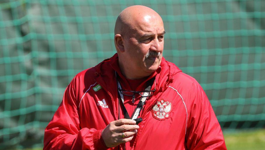 W Rosji wszyscy liczą na kunszt trenerski Stanisława Czerczesowa (fot. Getty Images)