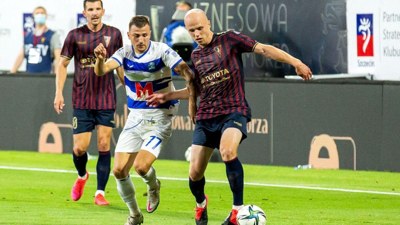 Liga Konferencji UEFA. Pogoń Szczecin – NK Osijek: wynik, strzelcy, relacja (sport.tvp.pl)