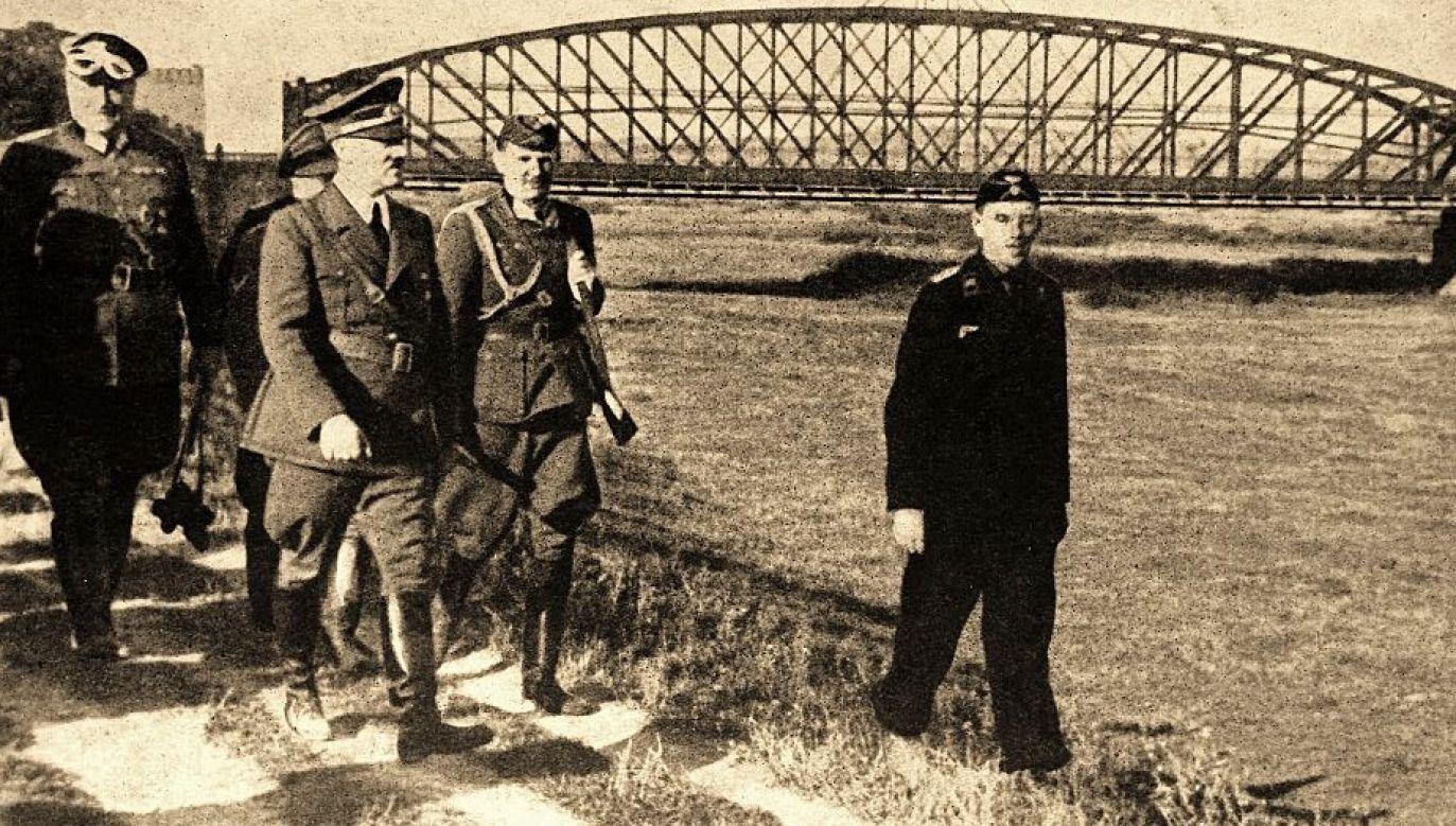 "Hitler nazywał GG ""śmietnikiem Niemiec"" (fot. Universal History Archive/Universal Images Group via Getty Images)"