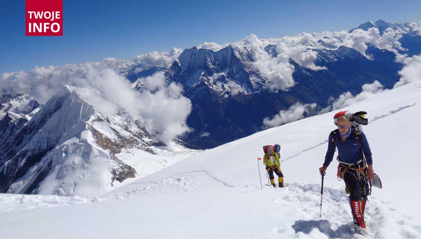 We wtorek członkowie wyprawy wyruszą na szczyt (fot. Paweł Kopeć)