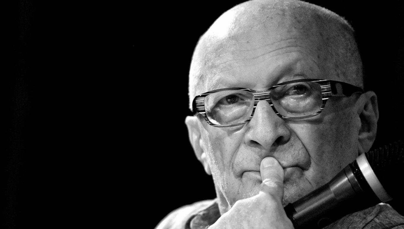 Aktor zmarł w wieku 78 lat (fot. PAP/Darek Delmanowicz)