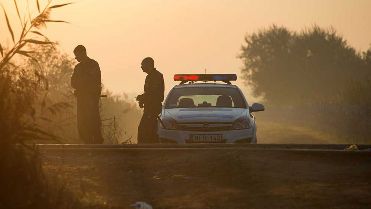 Imigranci nie mieli przy sobie żadnych dokumentów (fot. Matt Cardy/Getty Images)