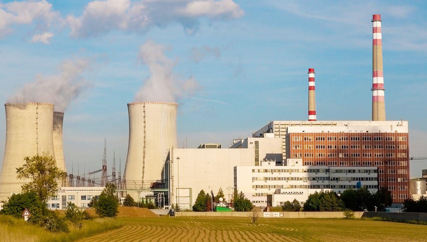Rosatom wykluczony z przetargu na budowę bloku w elektrowni atomowej (fot. Shutterstock)