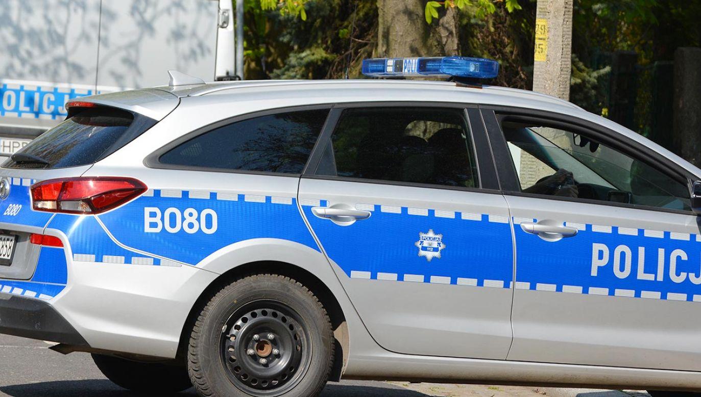 Policja prowadzi dochodzenie ws. przyczyn zdarzenia (fot. Shutterstock)