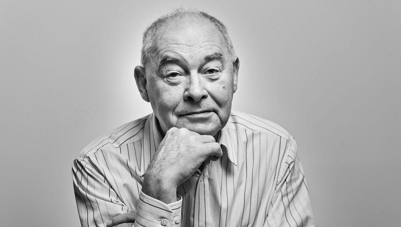 Miał76 lat (fot. PAP/Marcin Kaliński)
