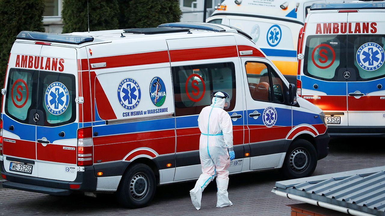 Koronawirus w Polsce – raport 16 stycznia 2021 r. (fot. REUTERS/Kacper Pempel)