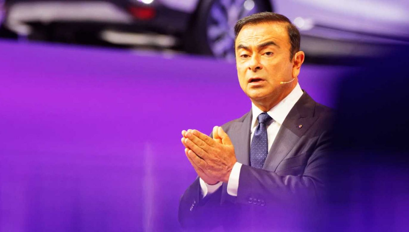 Carlos Ghosn zbiegł do Libanu (fot. Wiki 3.0/Thesupermat)