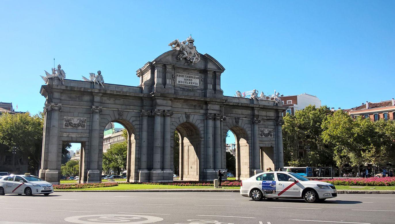 Madryt jest drugim co do wielkości miastem UE (fot. Agnieszka Wasztyl)