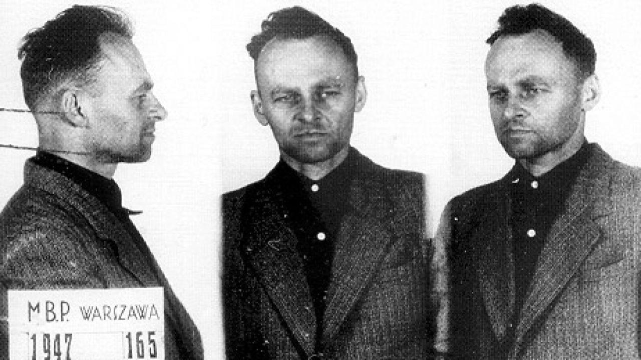 Rotmistrz Witold Pilecki (fot. Wikimedia)