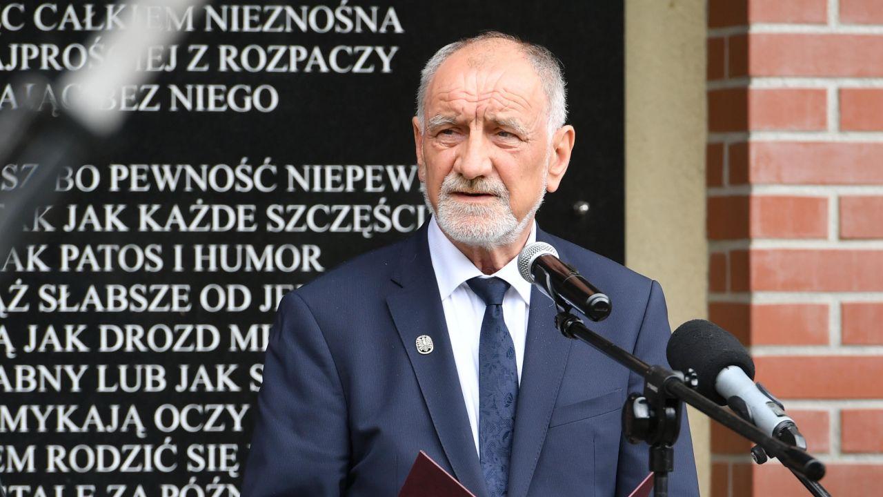 Jan Tadeusz Duda (fot. PAP/Art Service 2)