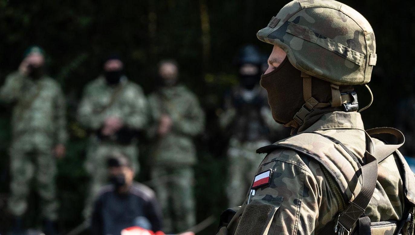 Zamiast mobilnych ołtarzy wojsko kupi kamery (fot. Maciej Moskwa/NurPhoto via Getty Images)