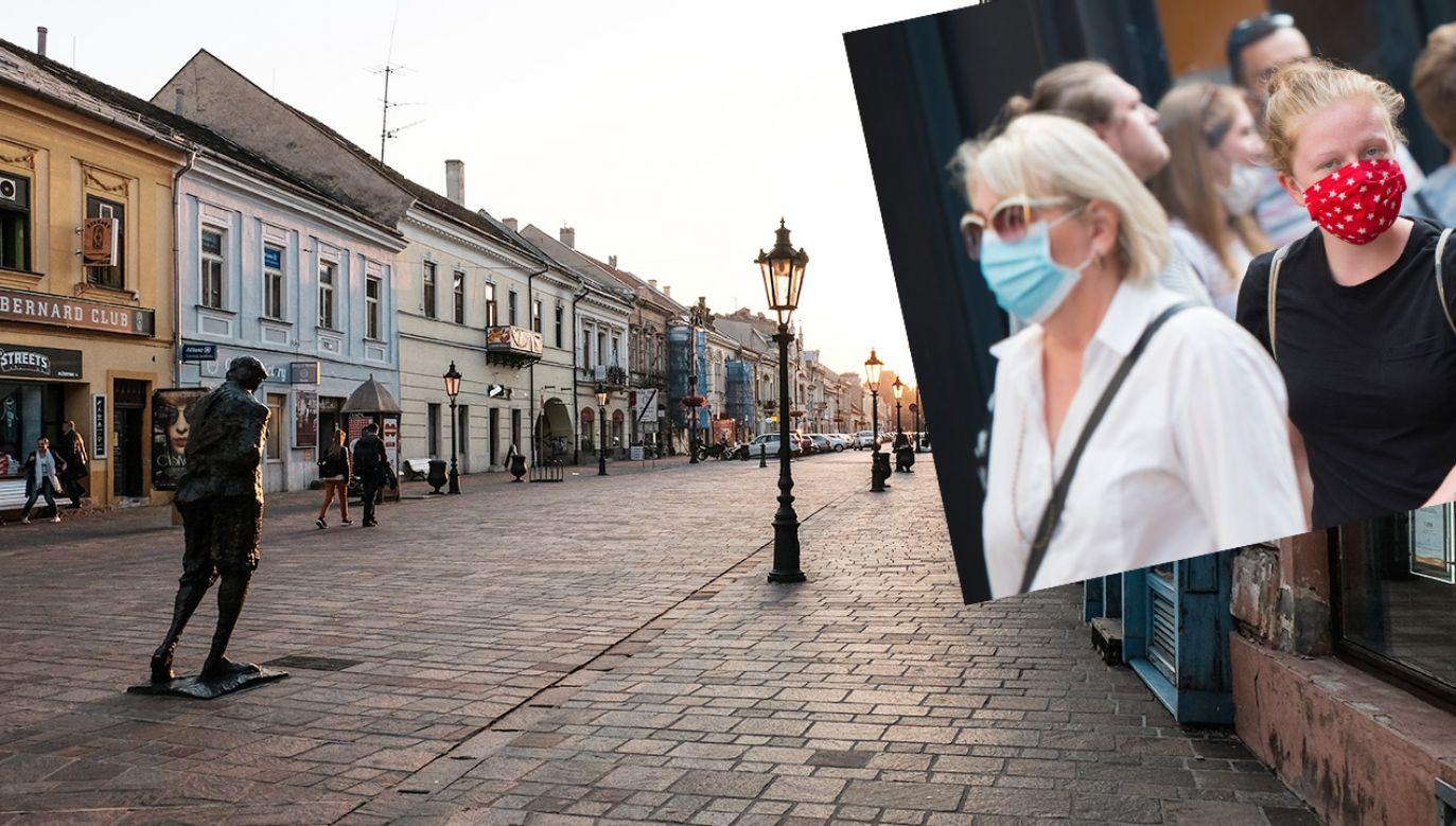 Przeciwciała stwierdzono u 25 proc. przebadanych mieszkańców Koszyc (fot. Shutterstock)