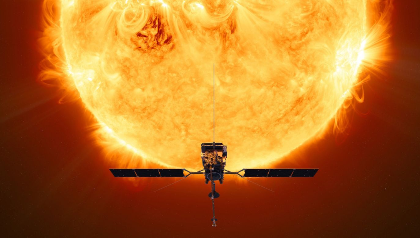 Sonda Solar Orbiter wystartowała 10 lutego (fot. PAP/EPA/ESA/ATG)