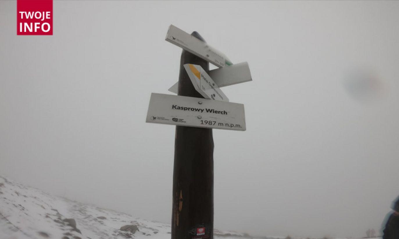 Kasprowy Wierch (fot. Twoje Info)