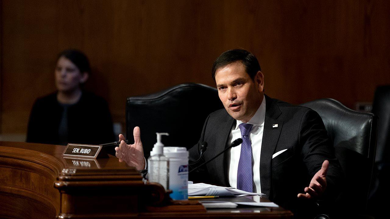 Marco Rubio (fot. Stefani Reynolds-Pool/Getty Images)