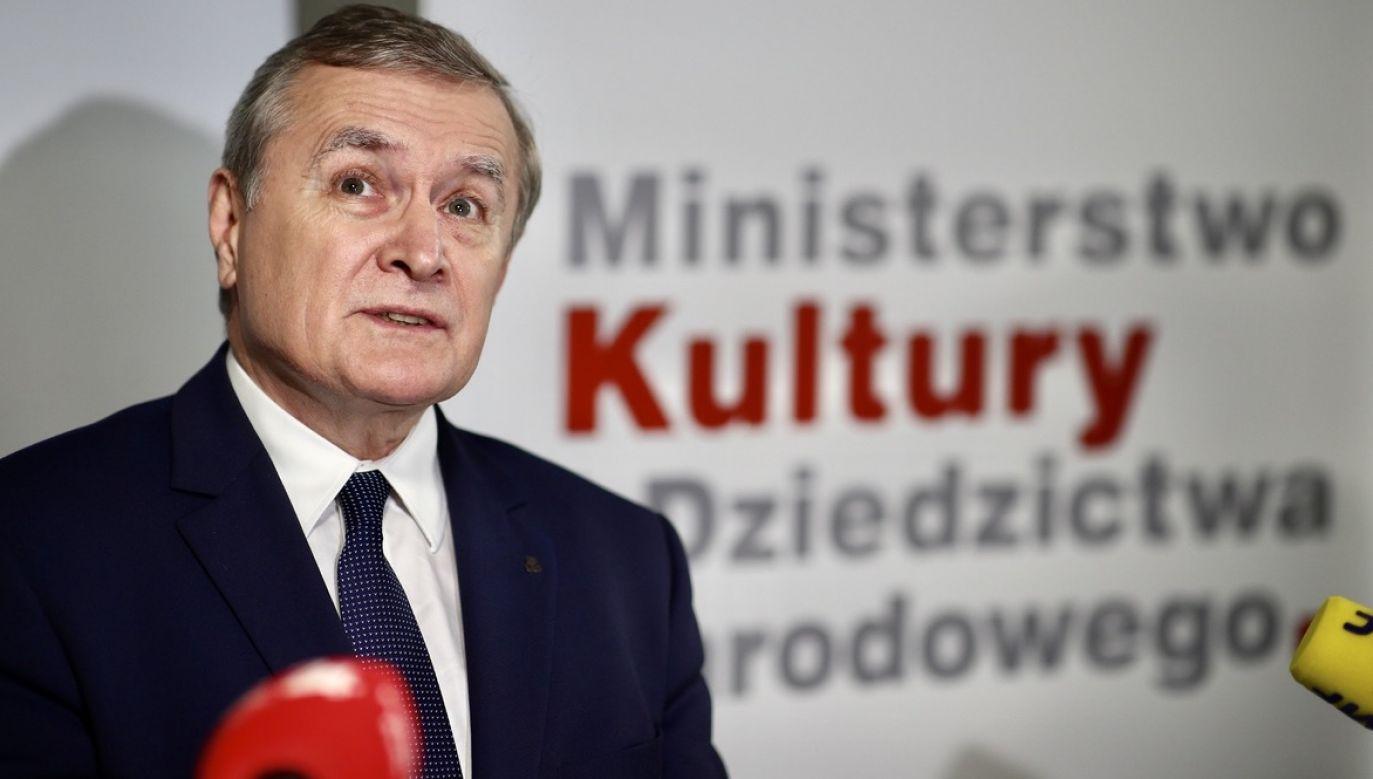 Prawo i Sprawiedliwość zapowiadało, że sprawą dekoncentracji mediów zajmie się jesienią (fot. PAP/Łukasz Gągulski)