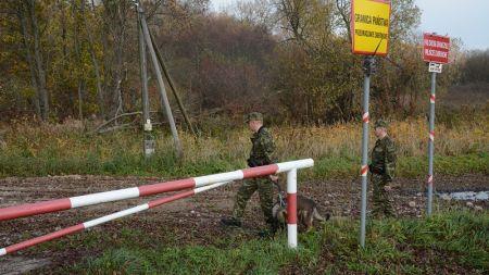 Według Straży Granicznej tego typu przypadki nasilają się w czasie wakacji (fot. Patrol z PSG w Węgorzewie)