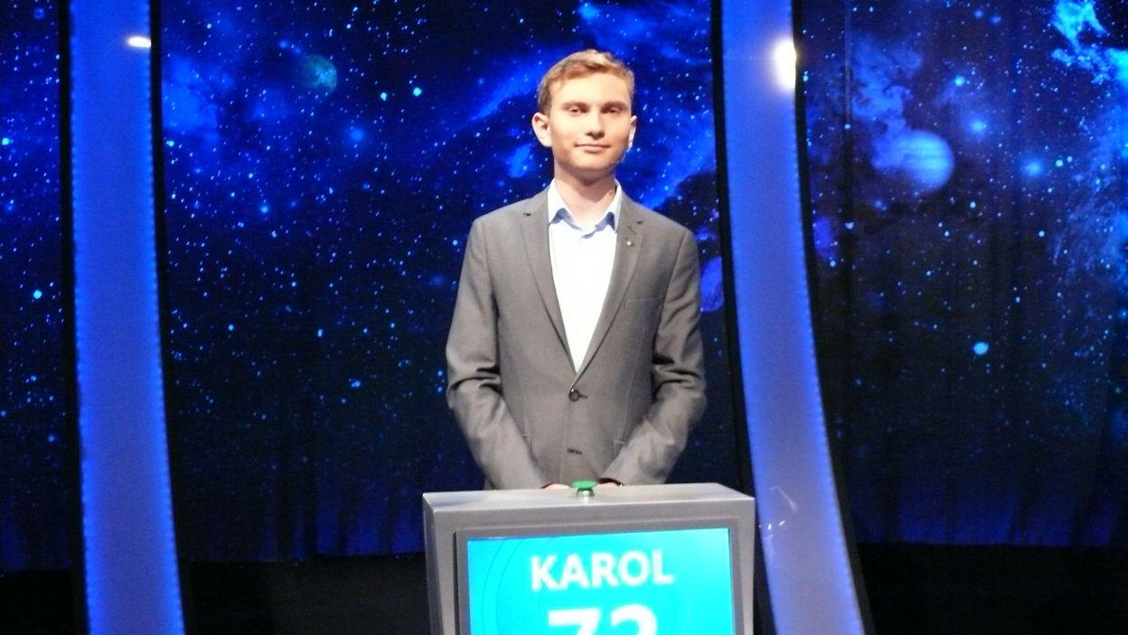 Karol Muszyński - zwycięzca 18 odcinka 115 edycji
