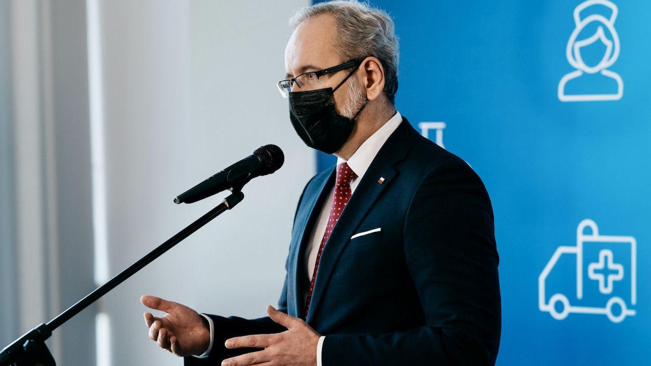 Nowe obostrzenia? Konferencja ministra zdrowia w piątek 5 marca (fot. PAP/Marcin Gadomski)