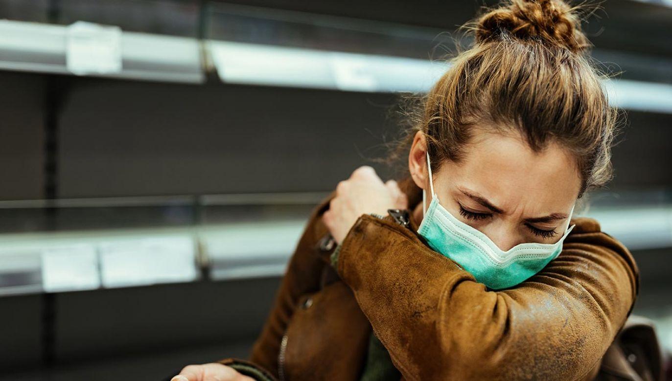 Przeziębienie a odporność na koronawirusa  (fot. Shutterstock/Drazen Zigic)