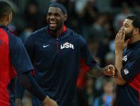 Amerykanie cieszą się z wygranej (fot. Getty Images)