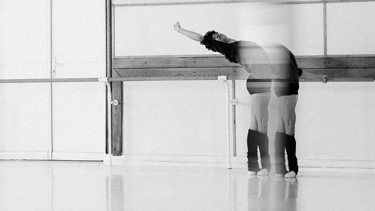Młodzi tancerze każdą wolną chwilę poświęcają na treningi (Kasper Górczak, fot. Z. Gąsiorowska)