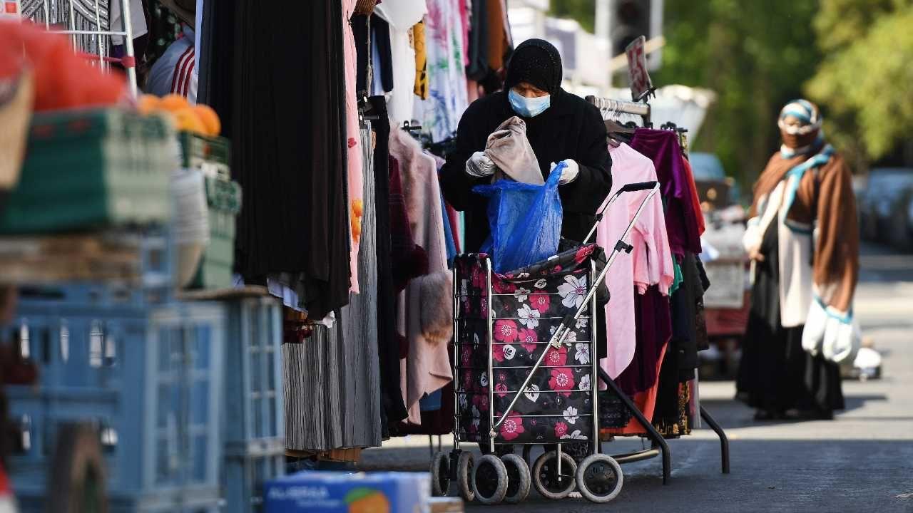 Wielka Brytania zmaga się z epidemią koronawirusa (fot. PAP/EPA/ANDY RAIN)