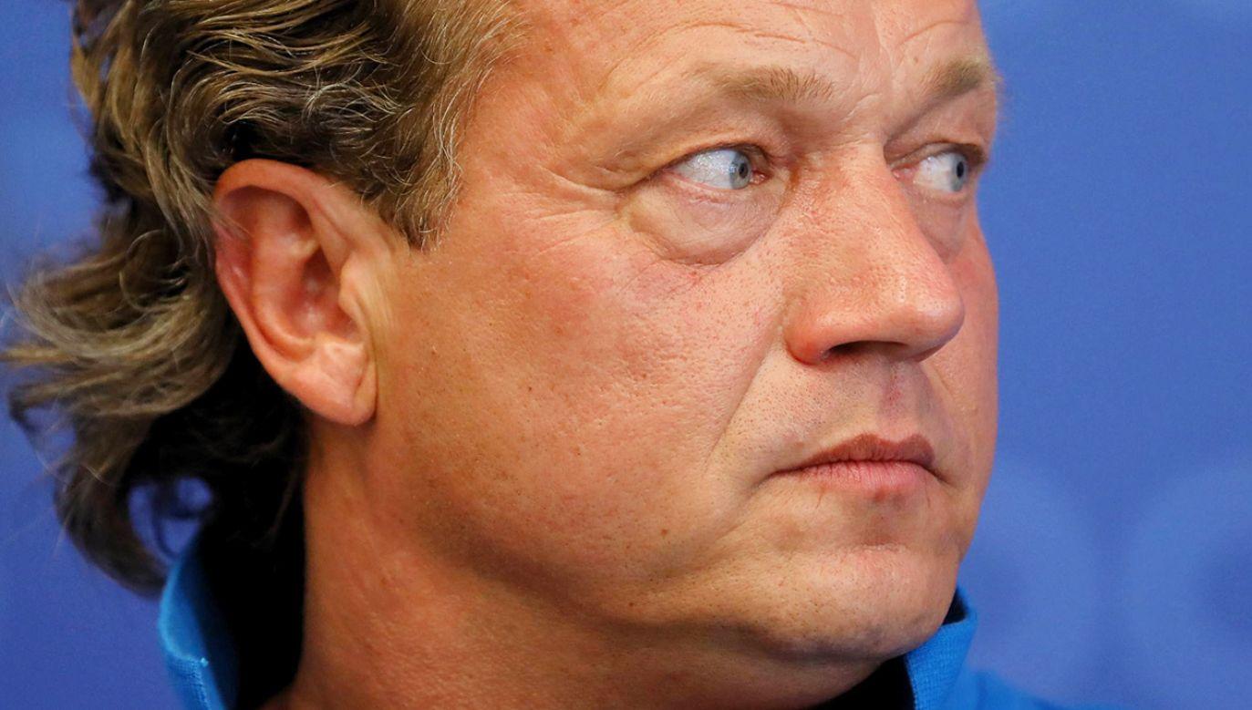 Jarosław Jakimowicz twierdzi, że nigdy nie dopuściłby się takiego czynu (fot. arch. PAP/Rafał Guz)