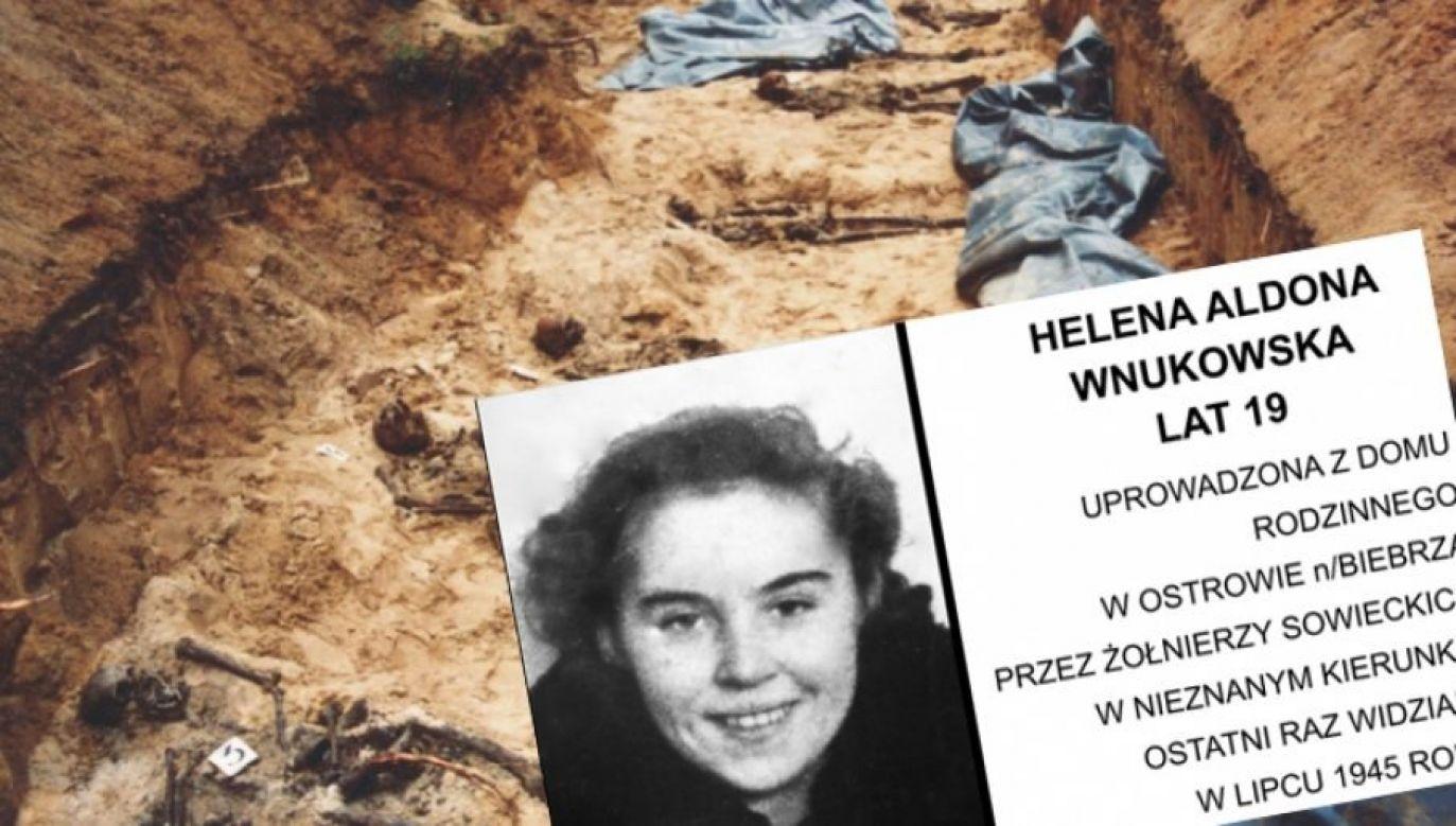 Zamordowano co najmniej 592 osób, w tym kobiety i dzieci (fot. IPN)